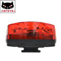 CATEYE MTB Road Cycling Riding Ultralight Tail Light Bike warning Flashing Lamp Bike Bicycle USB rechargeable