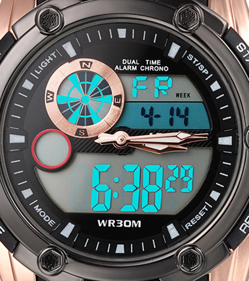 Watches LED Men Digital Watch Men Sports Watches For Men ...