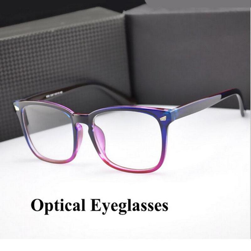 a6ad7685e3e 2015 New Eyeglasses Men Women Suqare Brand Designer Eyeglasses Frame  Optical Computer Eye Glasses Frame oculos de grau