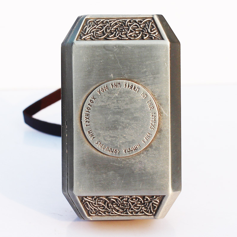 Thor Series 20cm Thor S Hammer Mjolnir Custome Metal