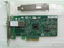 Original single intel9400pf pci-e fiber optic server network card