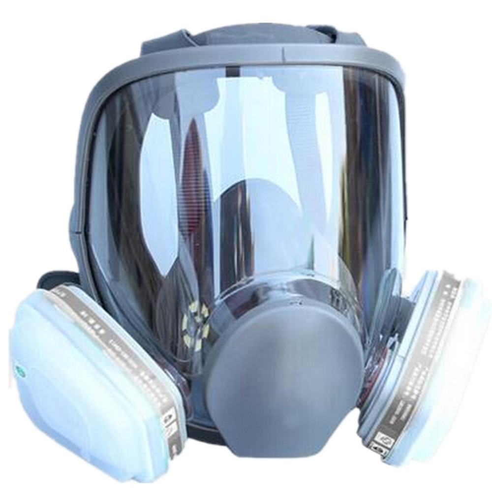 7 Piece Full Face Mask For 6800 Gas Mask Full Face Facepiece Respirator For Painting Spraying Free Shipping Back To Search Resultshome & Garden Festive & Party Supplies