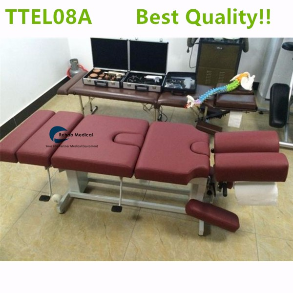 Manual Chiropractic Tables Portable And Stationary