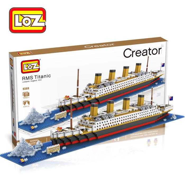 Titanic Ship Toys 55