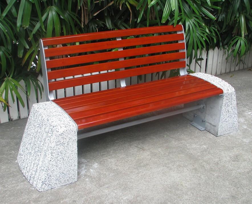 Polyester Powder Coated Metal Outdoor Furniture Metal