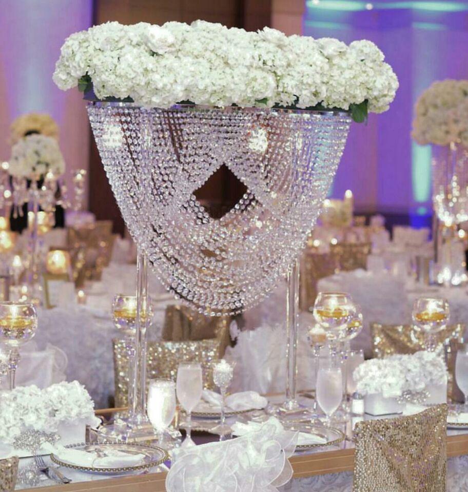 Popular Wedding Chandelier Centerpieces Buy Cheap Wedding
