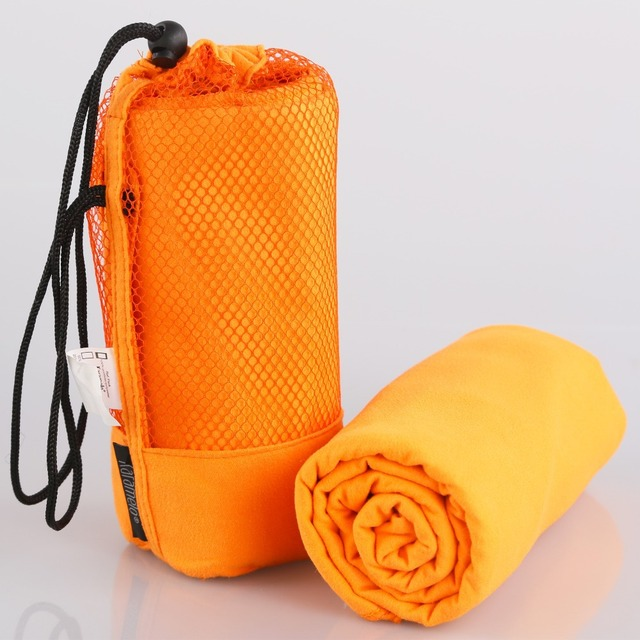 Sports Towel Sweat: Sports Towel With Carrying Bag