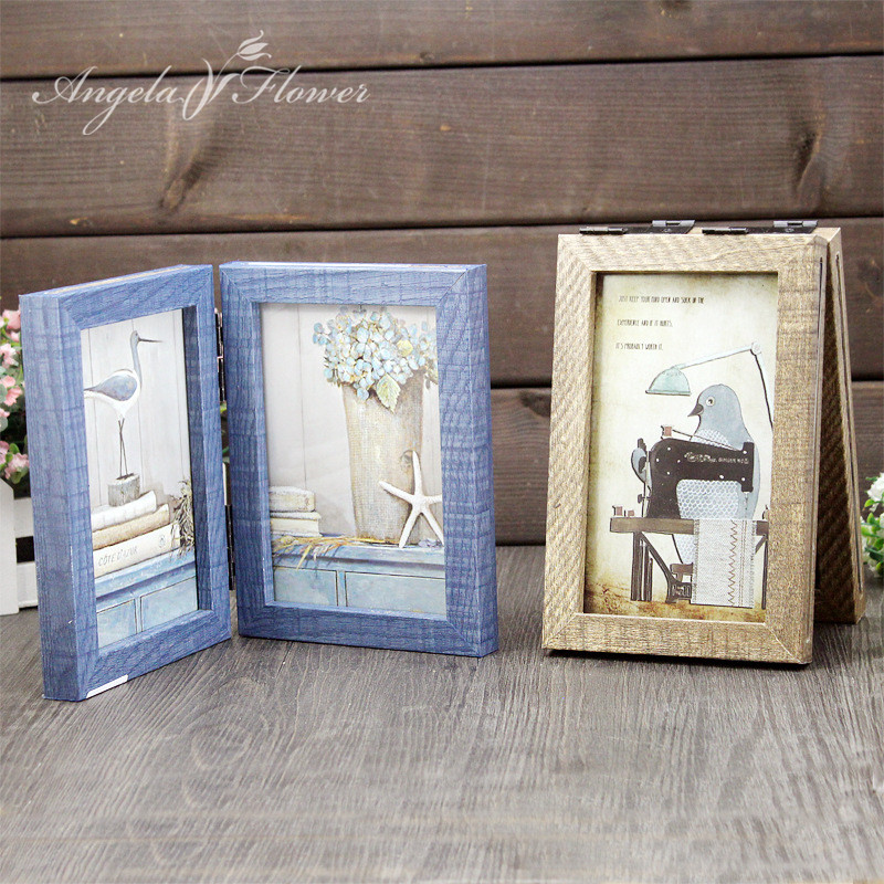 online get cheap small wood picture frames alibaba group. Black Bedroom Furniture Sets. Home Design Ideas