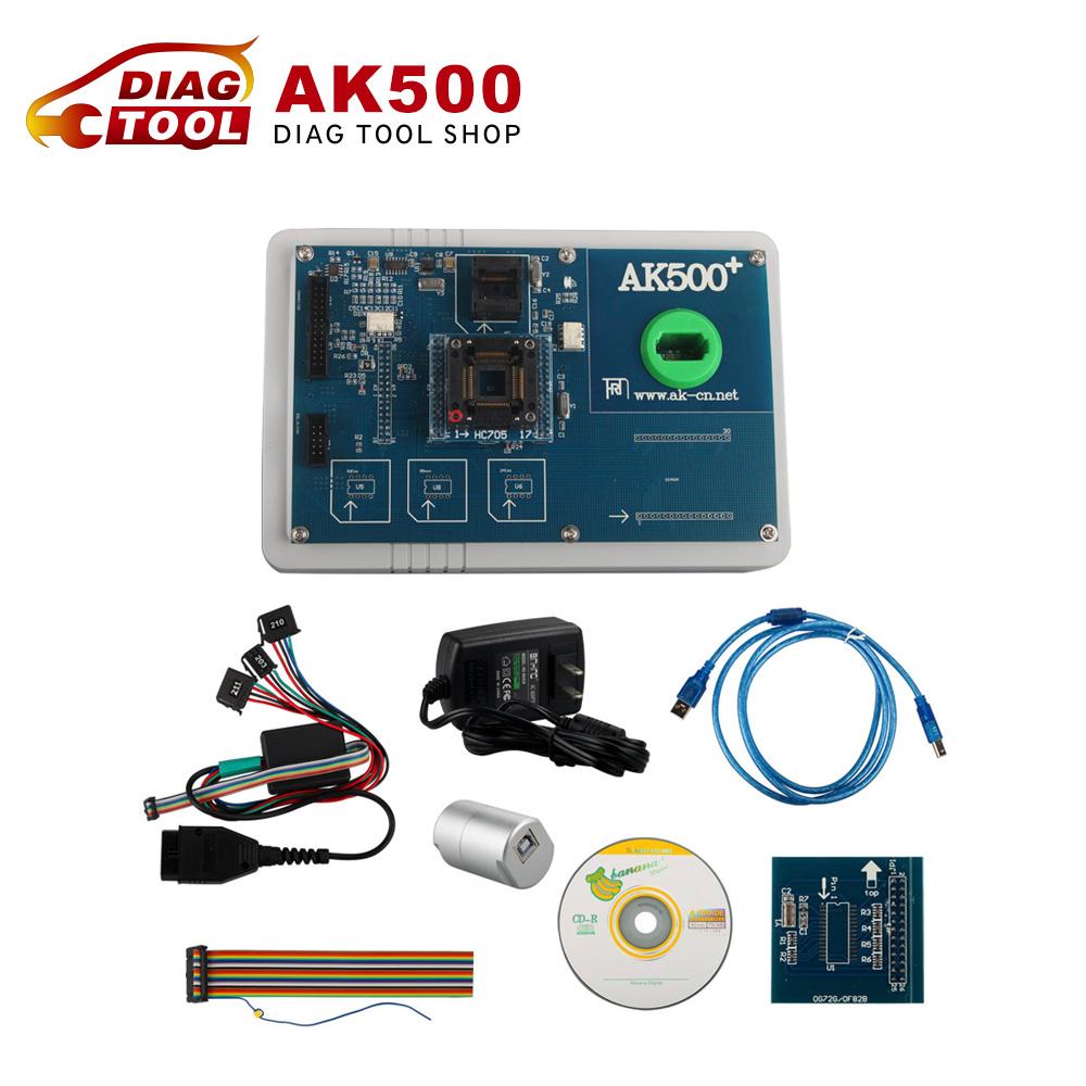 2016 AK500 + AK500 программер для Mercedes Benz с EIS SKC калькулятор AK500 Pro для Mercedes AK500 программер с EIS