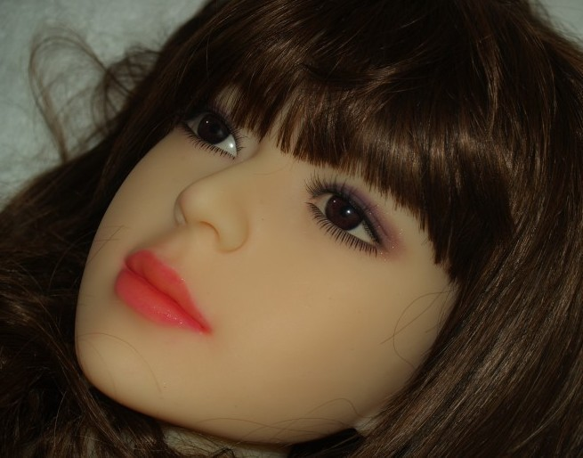 image Japanese doll selfdelivered facial huge load thick wads