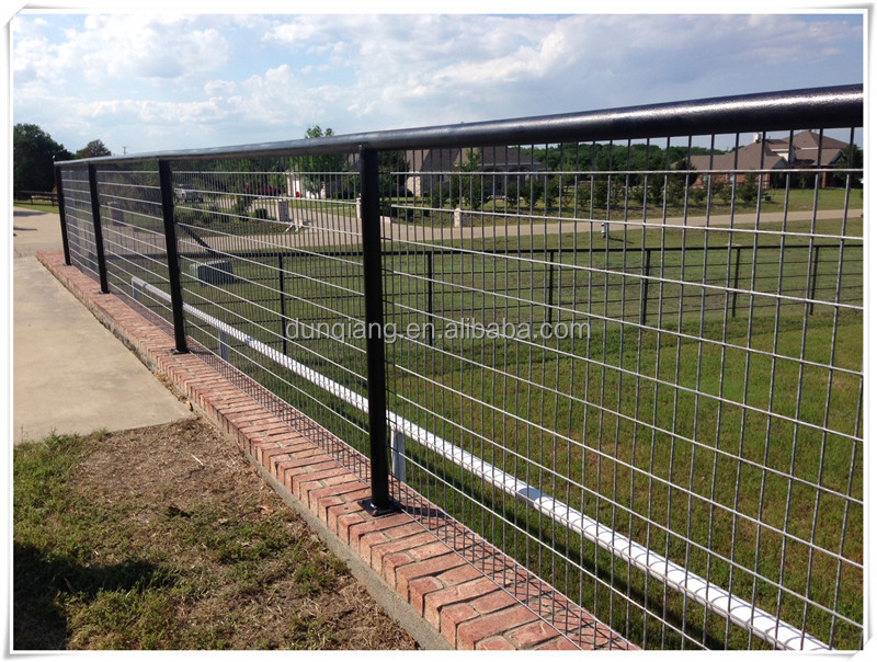 Feedlot Panel Combo Fence Panels 16 Ft L X 50 In H Buy