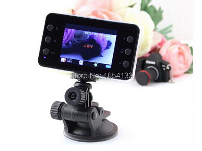 2.4 дюймов K6000 HD автомобильный видеорегистратор автомобиля видеокамера из светодиодов ночного видения черный ящик для укладки, бесплатная доставка