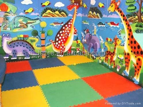 tapis mousse pour salle de jeux design de maison. Black Bedroom Furniture Sets. Home Design Ideas