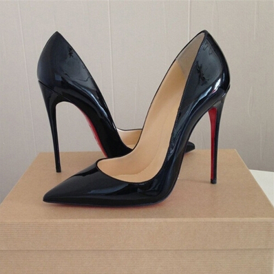 4e8742c3c89 2016 hot sale Women pumps Red Bottom Shoes High Heels Shoes Luxury .