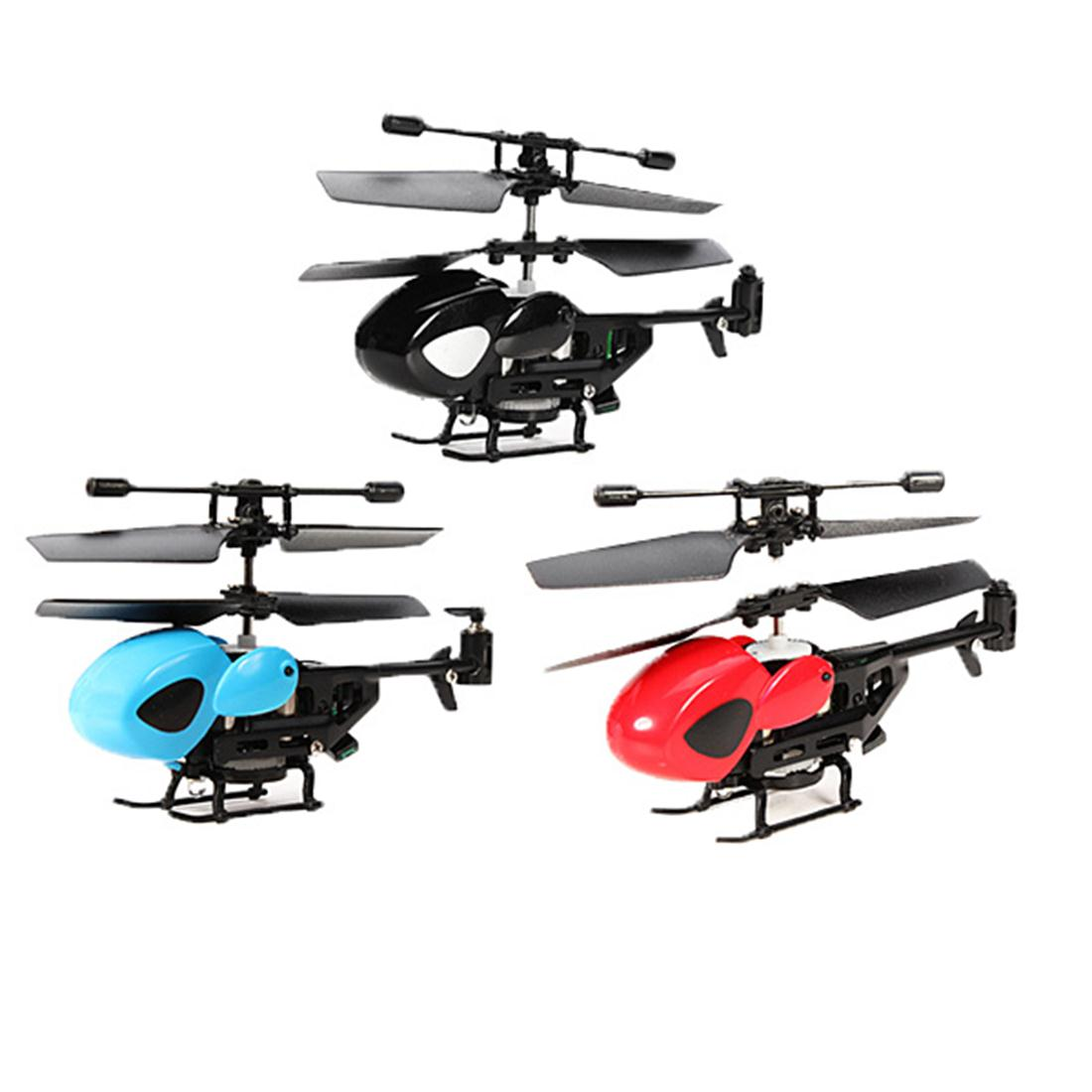 QS QS5013 2.5CH Mini Micro Remote Control RC Helicopter Cool Gadget Toy 4 Colors