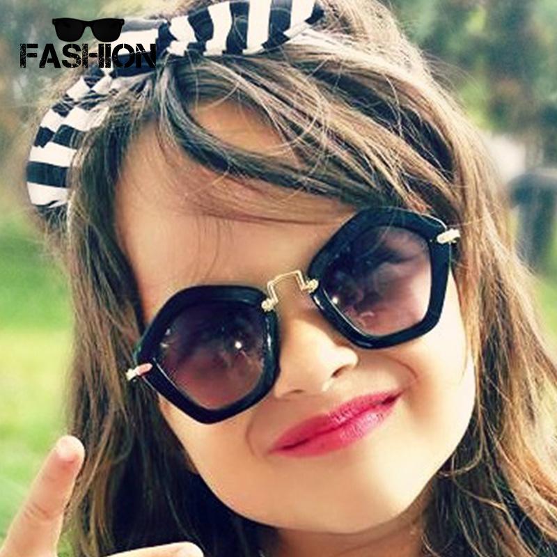 6e2b2ffba2 2015 Newest Kids Sunglasses Plastic Frame Children Goggles 6 Color Glasses  Boys Grils Outdoor UV400 Sun Glasses Oculos infantil