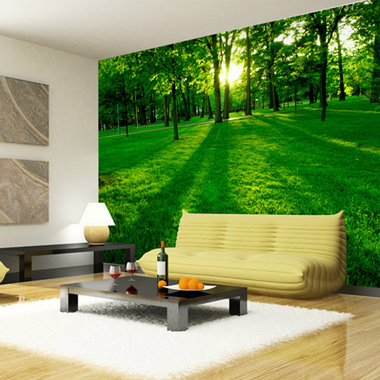 Wallpaper Design For Home: Forest Wood Landscape Trees Wallpaper Nature Photo