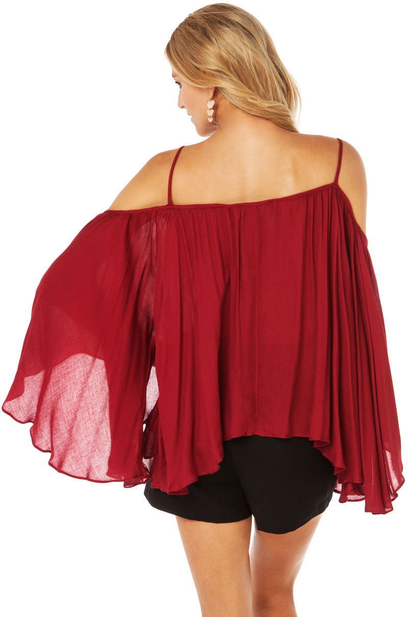 Call on any of our cute red tops to give your look added pizzazz in an instant. ModCloth's collection of women's red tops holds the key to providing your wardrobe with a bold and vivacious update. All you have to do is choose one you love!