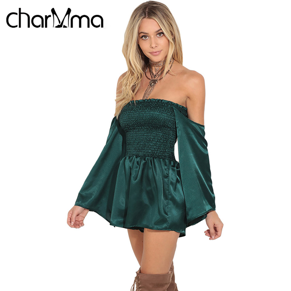 Online Get Cheap Green Strapless Bodysuit -Aliexpress.com ...