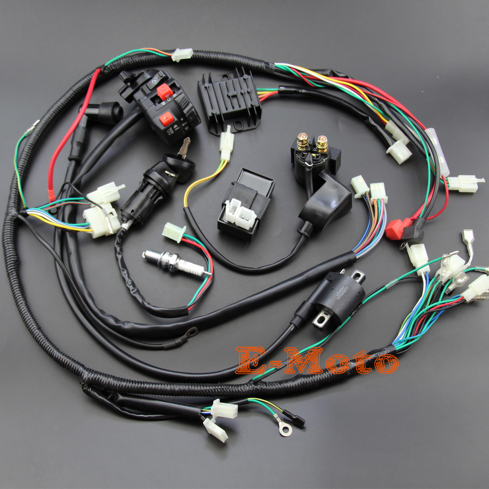 Prime Lifan Wiring Harness Wiring Diagram Wiring Cloud Hisonuggs Outletorg