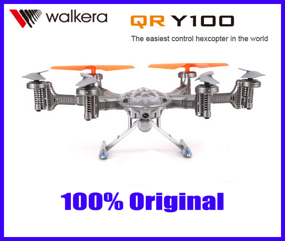 Walkera QR Y100 FPV Wifi Real Time Video RC Quadcopter Drone Helicopter