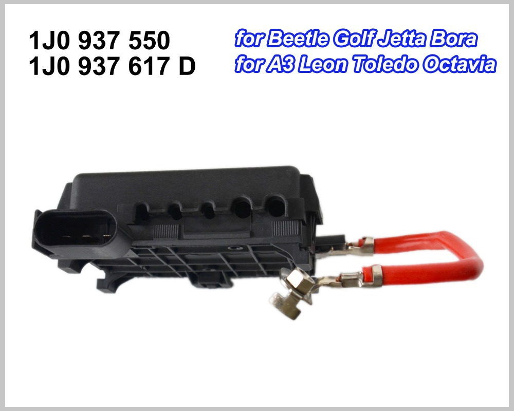 - бесплатная доставка и 1-летняя гарантия - блок предохранителей аккумулятор терминал для A3 8L1 OE #1j0937617d, 1j0937550, 1j0937550aa, 1J0937550AB AC AD