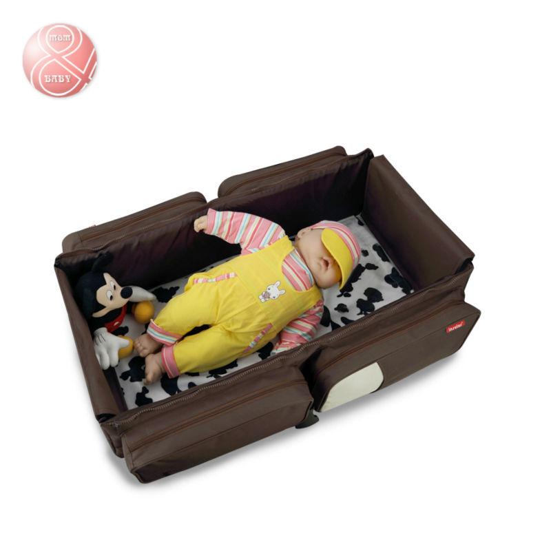 2016 600D Large Capacity Portable multifunctional avent babyhouse nappy maternity infanticipate mommy baby care backpack Bolsas