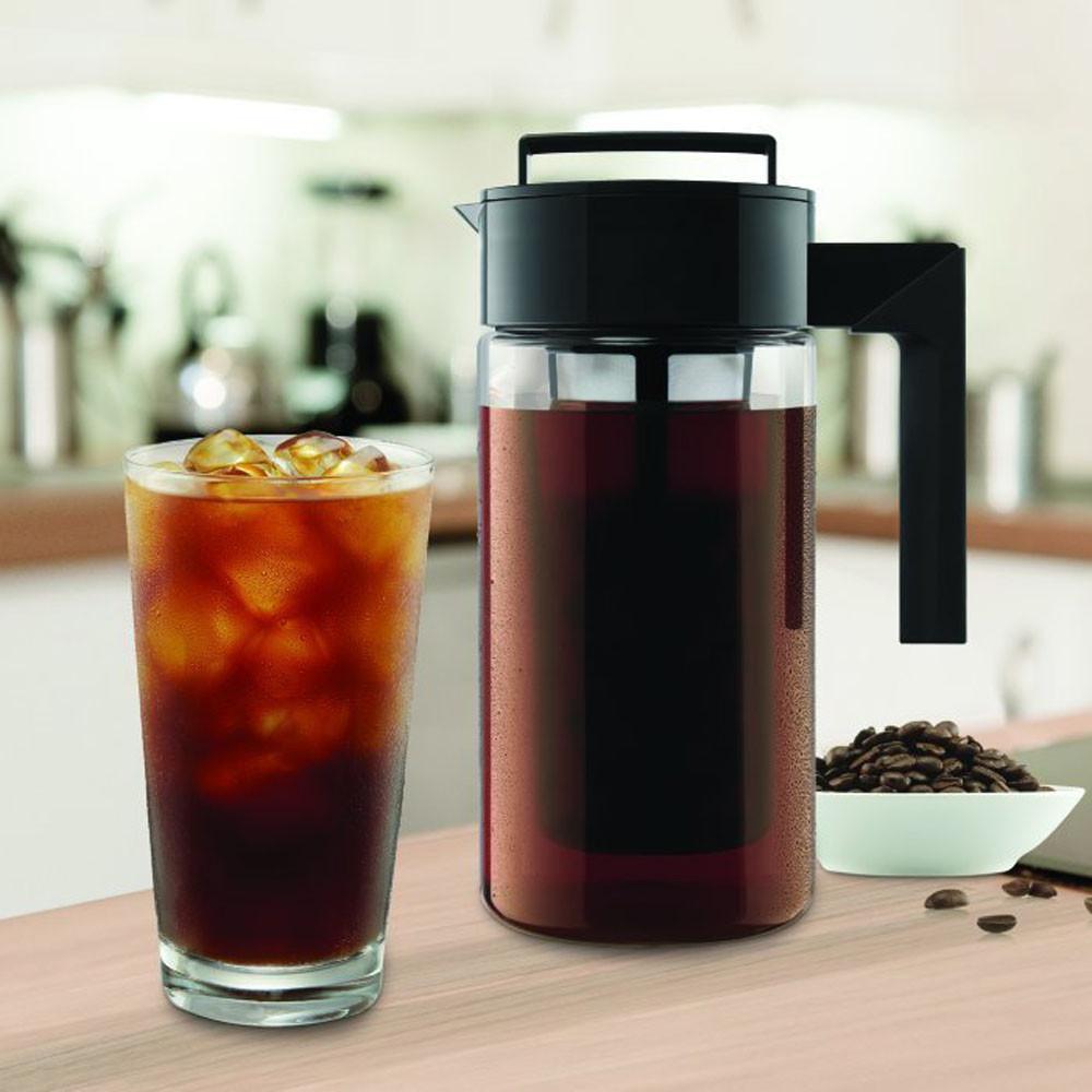 900 мл бутылка для воды стеклянная силиконовая Кофеварка герметичное уплотнение Силиконовая ручка кофейный чайник стеклянная бутылка для в...(Китай)