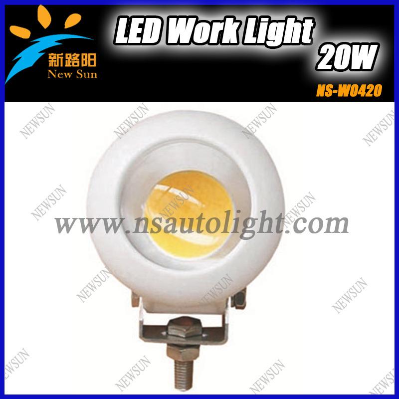 10 - 30 V 20 W CREE из светодиодов рабочий лёгкие / рабочий лампа из светодиодов противотуманные фары, Из светодиодов вождения лёгкие для бездорожья, Грузовик, Внедорожник
