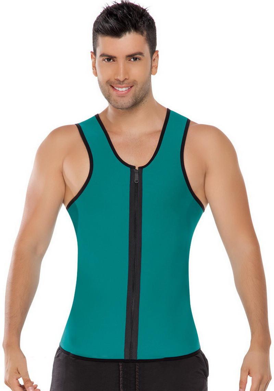 75647ca919 2019 Wholesale Men Body Shaper Wear Plus Size 5XL Mens Bodysuit ...