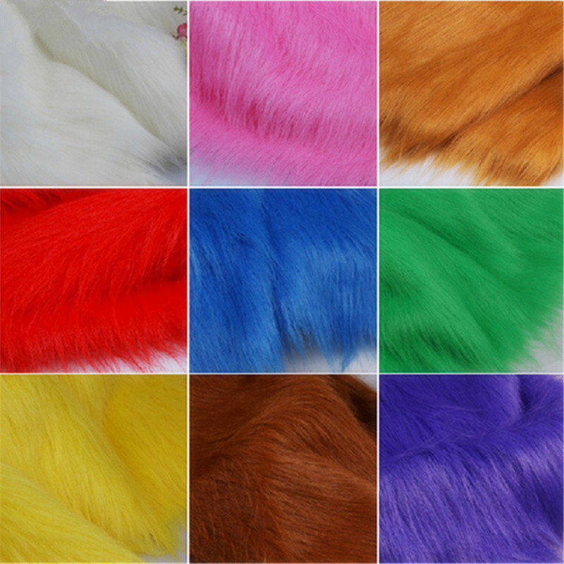 Online Buy Wholesale Faux Fur Fabric From China Faux Fur
