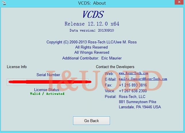 GRATUIT TÉLÉCHARGER VCDS 12.12.1