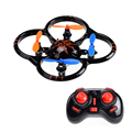 Nihui U207 Pocket Drone Nano RC Quadcopter Mini Helicopter 3D Flip UFO with LED Light Remote