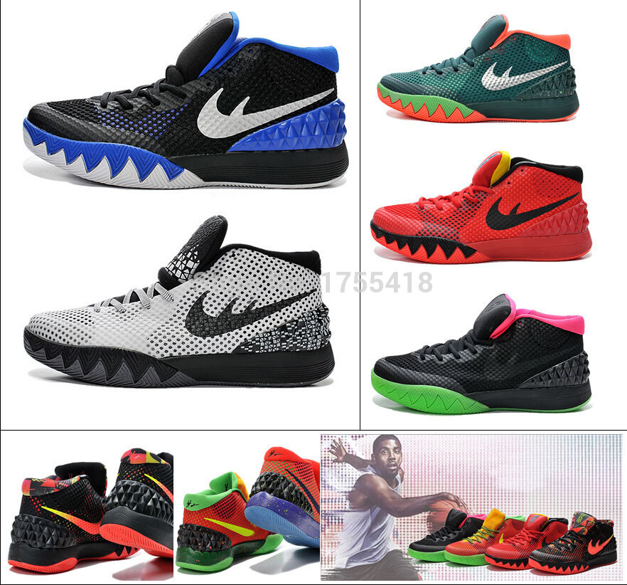 size 40 d4755 a48aa ... kyrie 1 low cut ... Get Quotations · New Design 2015 Hot Sale Kyrie 1  Low Mens Basketball Shoes Cheap PE ...