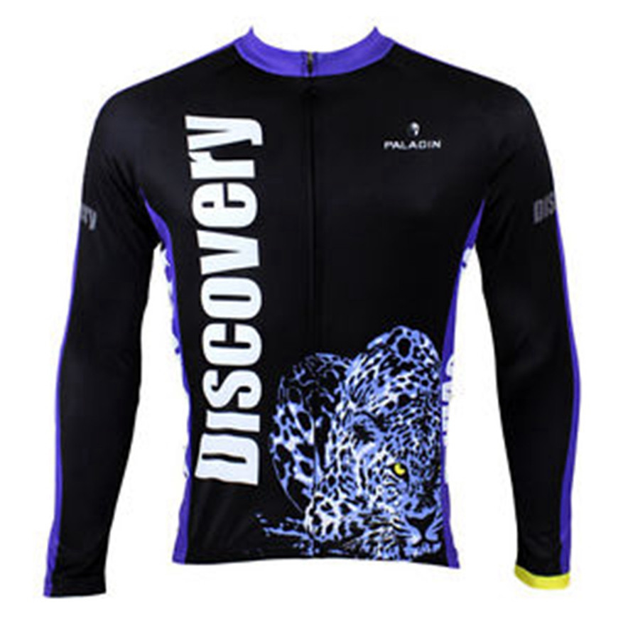 Wholesale 2015 Discovery Long Sleeve Men S Cycling Jerseys