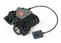 New Arrival DBAL D2 Dual Beam Aiming Laser Green w IR LED Illuminator Class 1 for