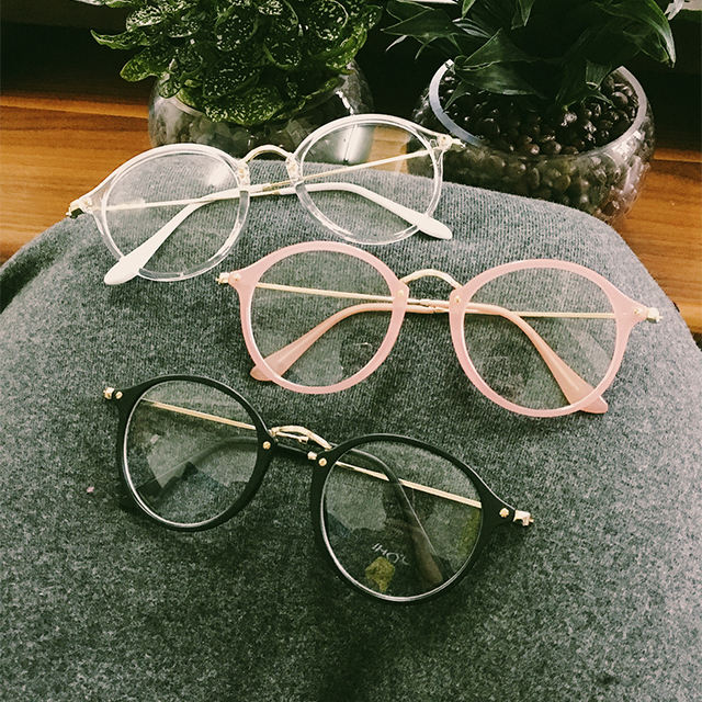 d0353534c1 Ulz для za н . г . старинные металл краткое all матч HARAJUKU мягкая очки  любителей