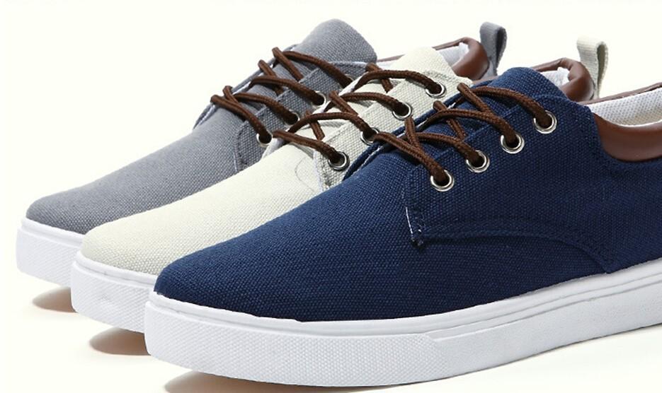 Canvas Shoes Undo Teen Guys 37