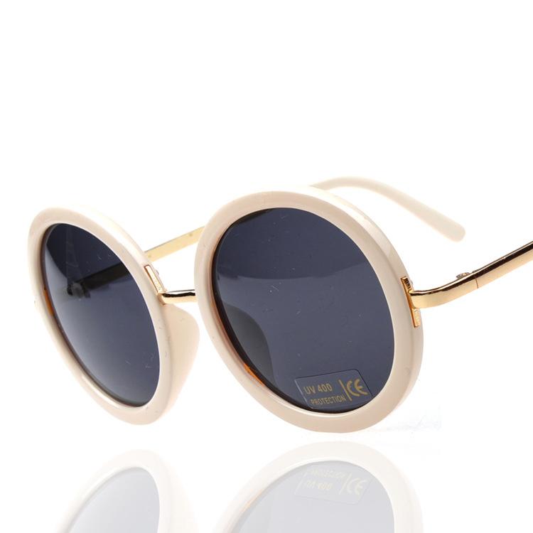 grosses lunettes de soleil rondes en miroir   heju – blog deco, diy ... 7d3f7d64db87