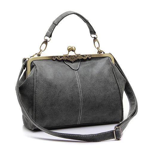 REALER сумка женская через плечо из искусственной кожи ретро женские сумки высокого качества небольшие клатчи Сумки мессенджер,маленькая дам...(Китай)