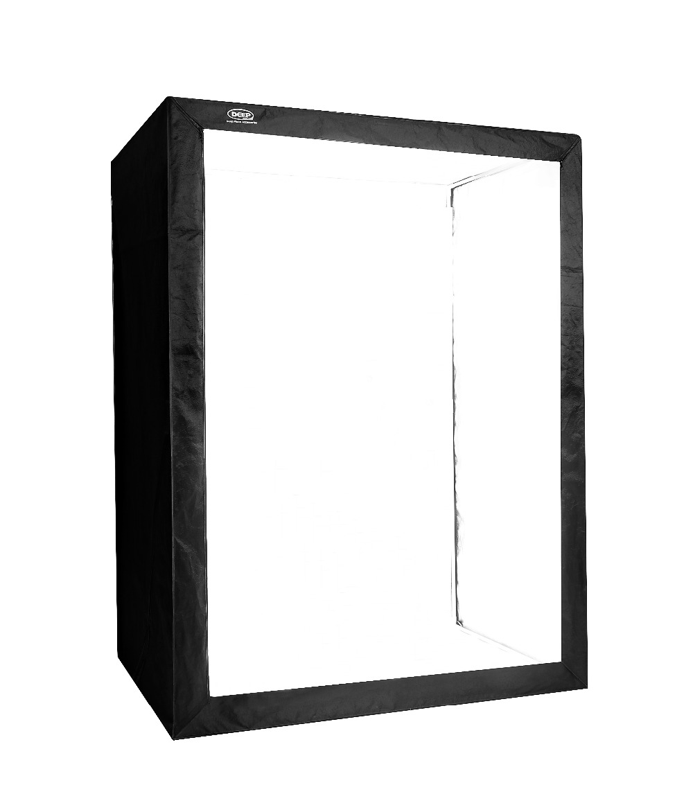 DEEP LED Professional Portable Softbox 120 * 80*200cm LED