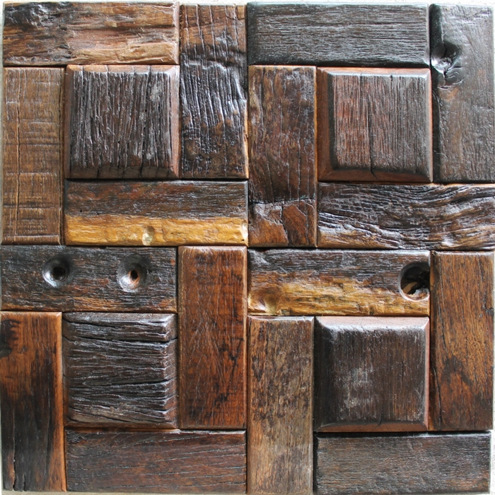 wooden kitchen wall wallpaper - photo #35