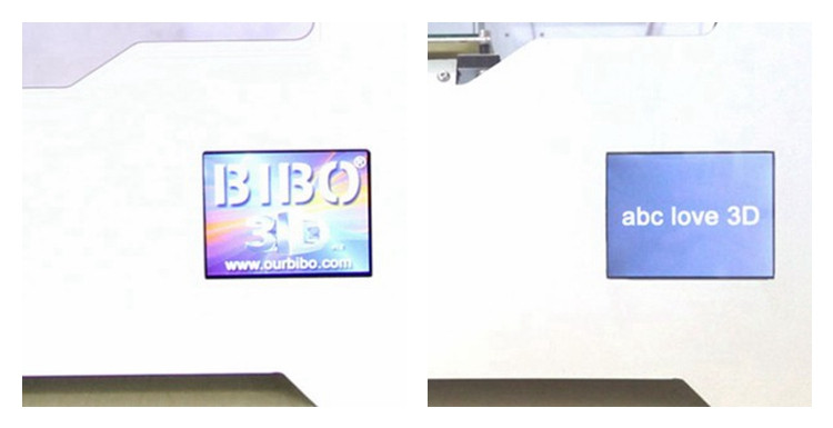 Direct Manufacturer! BIBO2 touch laser BIBO Metal Frame 3D