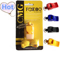FOX80 whistle seedless plastic whistle FOX40 professional soccer referee whistle basketball referee whistle