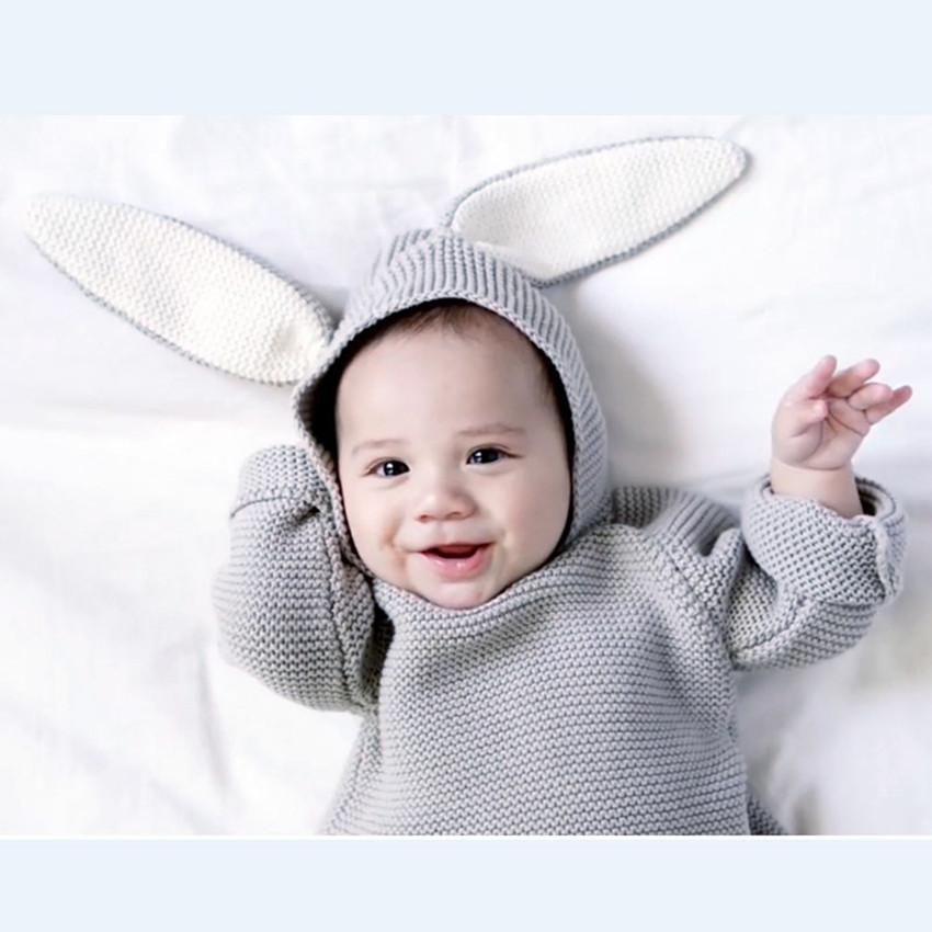 2016 autumn baby hoodies and sweatshirts rabbit cotton 18m. Black Bedroom Furniture Sets. Home Design Ideas
