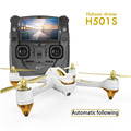 Hubsan H501S X4 FPV drone RC quadcopter 1080P camera GPS Follow me home return drones black