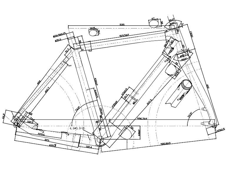 fr 603 vollcarbon gl nzend cyclocross kreuzung fahrrad fahrradrahmen bsa 53cm. Black Bedroom Furniture Sets. Home Design Ideas