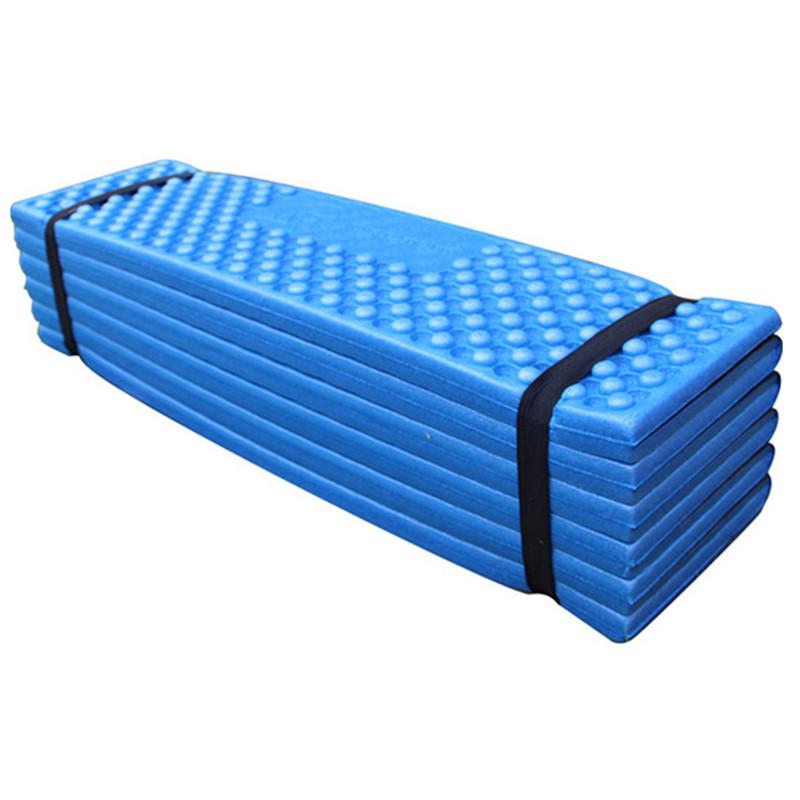 Full Size Mattress Pad Ultralight Foam Camping Mat - free shipping worldwide
