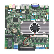 Tablet motherboard manufacturer for fanless industry MINI motherboard Intel core3 I5-3210M 2.5ghz