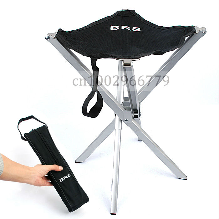 Surprising Small Folding Stool Chair 7 99 Outdoor Aluminum Alloy Machost Co Dining Chair Design Ideas Machostcouk